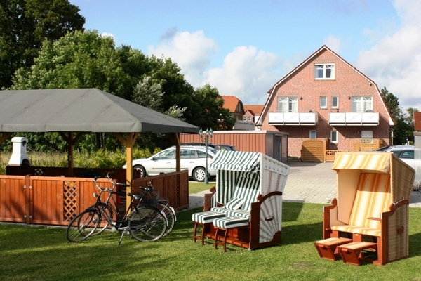 Hotel Pension Julia in Nordseeheilbad Norddeich