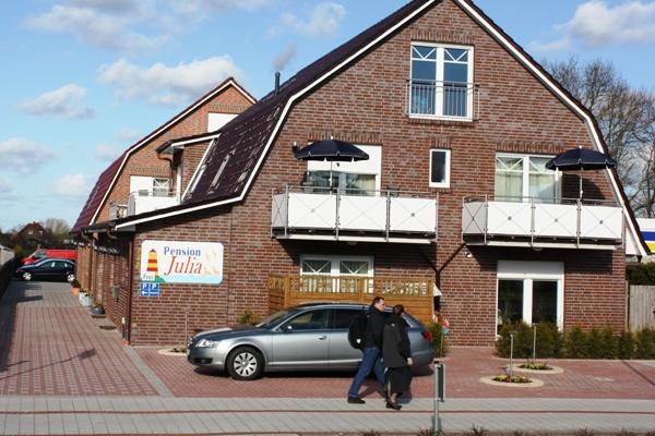 Hotel Pension Julia in Nordseeheilbad Norddeich